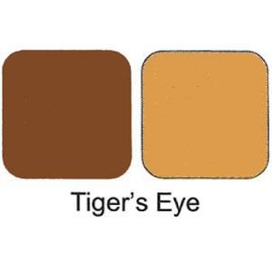 Duo Eye Shadows Compact - Tiger's Eye