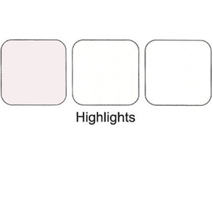 Trio Eye Shadow Compact Highlights