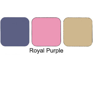 Trio Eye Shadows Compact Royal Purple