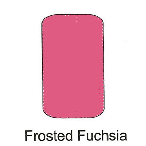 Blushers Powder Compact - Frosted Fuchsia