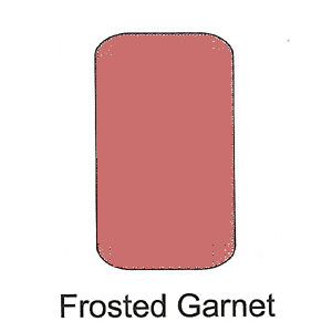 Blushers Powder Compact - Frosted Garnet