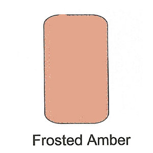 Blushers Powder Compact - Frosted Amber
