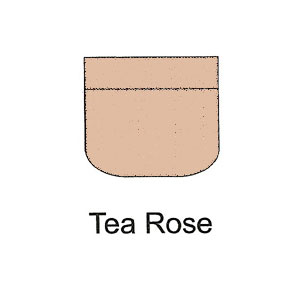 Cream Soufflé - Tea Rose