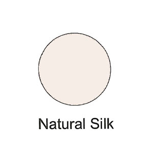 Sheer Powder Natural Silk
