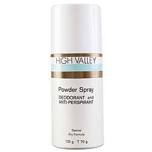 High Valley Anti-Perspirant Deodorant (125g)