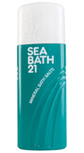 Sea Bath 21 - Mineral Bath Salts (325g)