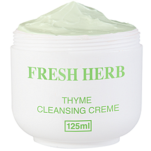Thyme Cleansing Cream (125ml)